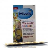 Витамин Vitamin D3 для детей Mivolis 60 таб