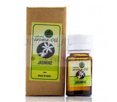 Натуральное аромамасло жасмина, Jasmine, Aditi Perfumery Co, Индия, 10 мл