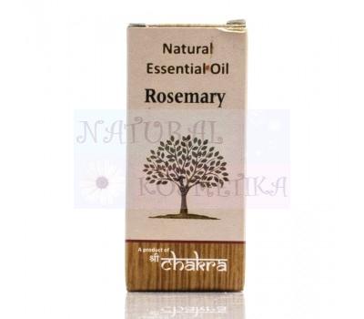 Натуральное эфирное масло, Розмарин / Чакра / 10 ml