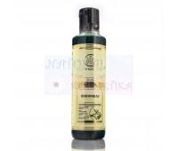 Масло для волос Брингарадж, аюрведическое  масло, Кхади / Bhringraj oil, Khadi / 210 ml