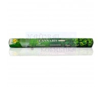 Аромапалочки каннабис / Sree Vani / Cannabis / Индия / 20 шт