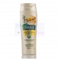 Чесночный шампунь для роста волос, Ватика / Dabur Vatika Garlic Shampoo / 400мл