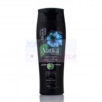 Шампунь для роста волос, с маслом черного тмина, Ватика / Dabur Vatika Black Seed Shampoo / 400 мл