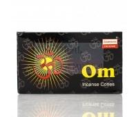 Ароматические конусы производство, Даршан, Darshan, Om / Ом Индия, 10 шт в пачке