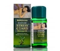 Массажное масло Стресс Гуард / Stress Guard, Massage Oil / 100 мл