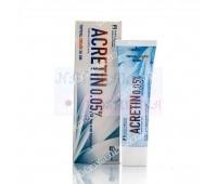 Третиноин Акне, постакне Acretin 0.05%, Jamjoom Pharma, Египет 30 г