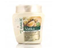 Маска с чесноком, от выпадения волос, Ватика / Dabur Vatika Garlic Treatment Cream / 500 мл