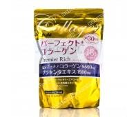 Коллагеновый порошок Premier Rich с плацентой, Asahi, Япония, 228 г