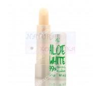 Бальзам для губ Алоэ Вера, который меняет цвет / Aloe Vera 99% / 3.2 г