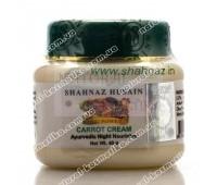 Ночной морковный крем Шахназ Хусейн / Shahnaz Husain Bio Carrot cream / 40 г