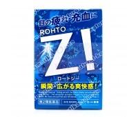 Японские глазные капли Rohto Z, Япония 12 мл