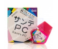 Японские глазные капли Santen PC, Япония 12 мл