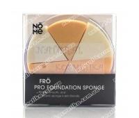 Бьюти-блендер, спонж для макияжа, наборы спонжев разной формы / от 85 грн
