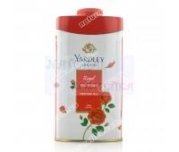 """Парфюмированный тальк для тела """"Роза"""", Perfumed Talc - English Rose, 250 г."""