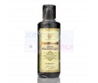 Безсульфатный шампунь, Амла и брингарадж / Herbal Shampoo Amla & Bhringraj, Khadi / 210 мл