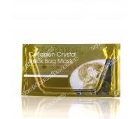 Маска для шеи, лифтинг-эффект Cosmetology Collagen Crystal Neck Bag Mask 35 г