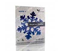 Бесфосфатный стиральный порошок для белого / Royal Powder White DeLaMark / 1 кг
