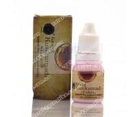 Шафрановое масло концентрированное для лица, Кумкумади / Kumkumadi tailam, Arya Vadia Sala / 10 мл
