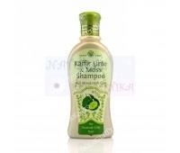 Травяной шампунь для нормальных и склонных к жирности волос с экстрактом Кафир-лайма и Мха /Wanthai Kaffir Lime & Moss Shampoo Plus Mixed Herb Core / 200 мл