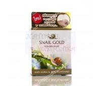 Крем-филлер с муцином золотой улитки / Snail Gold Volume Filler / Bm.B / 15 г