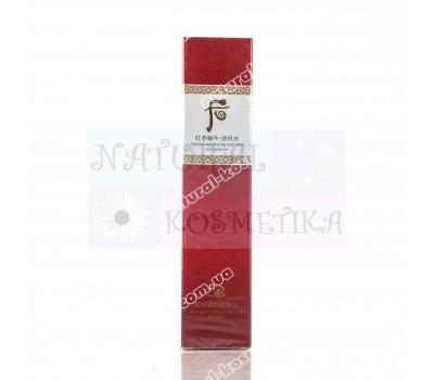 Крем для кожи вокруг глаз, экстракт красного женьшеня, фильтрат муцина улитки, Spesial red ginseng snail skin care essence 30 г