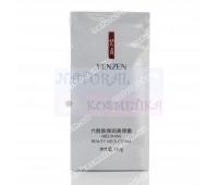 Лифтинг-крем для области шеи и декольте с массажной роликовой насадкой Venzen Areginine Beauty Neck Cream 110г
