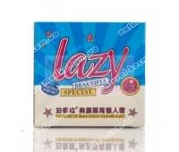 Увлажняющий крем с отбеливающим эффектомЛейзи Биоаква / Lazy / Bioaqua / Китай / 50 г