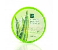 Многофункциональный гель Алое вера, Aloe vera soothing gel, Senana, 220 г