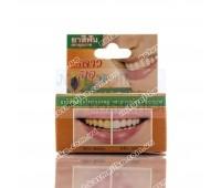 Травяная зубная паста с экстрактом папайи / 5 Star Cosmetic / Таиланд / 25 г
