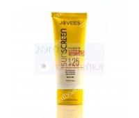 Солнцезащитный крем-гель SPF 25, натуральный Jovees SPF 25, 50 г