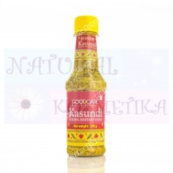 Горчичный соус Касунди / Kasundi / Goodcare / Индия / 200 г