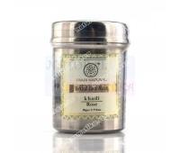 Травяная маска, Роза, Кхади / Herbal Face Pack, Rose, Khadi / 50 гр