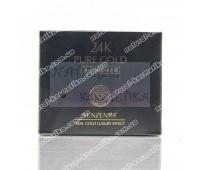 Ночная крем-маска с Ниацинамидом Venzen 24k Pure Gold, 50 гр