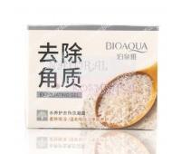 Гель-скатка для лица с экстрактом риса /  Bioaqua Exfoliating Gel / Китай / 140 g