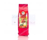 Зеленый ароматизированный чай со вкусом клубники, Тайланд 80 г