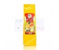 Зеленый ароматизированный чай со вкусом апельсина, Тайланд 100 г.