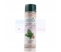 Освежающий тальк для тела,Био Сандал / Biotique Bio Basil and Sandalwood Refreshing Body Powder,150 г