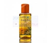 Аюрведическое масло для массажа головы и тела (Patanjali Tejus Tailum) / 100 мл