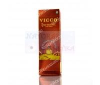 Вико Турмерик, Vicco turmeric поможет уменьшить видимые признаки старения, уменьшает эффекты морщин и пятен. 50 гр