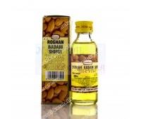 Миндальное масло - не содержит синтетических и токсичных примесей / Roghan Badam Shirin / 60 мл