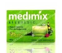Глицериновое мыло Медимикс с маслом Лакшади Medimix 125 г.