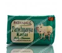 Мыло Панчагавья, пять даров коровы / Panchgavya Soap,Patanjali / 75 г