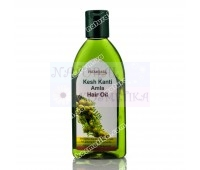 Масло для волос Кеш Канти Амла Патанджали / Amla Hair Oil Kesh KantiPATANJALI / 100 мл