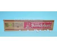 Аромапалочки/Благовония индийские пыльцовые / Sandalum Flora Sticks, Sree Vani / / 25 г
