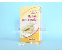 Желтая глина Мултани Мити Чурна Шри Ганга, Multani Mitti Churan, Manav, Индия, 200 г