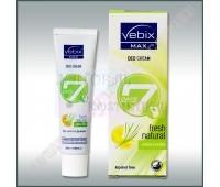 Вебикс део крем 7 дней лимон и травы, VEBIX Deo Cream MAX 7 Days, 25 мл