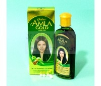 Масло для волос Амла Голд Дабур, Dabur Amla Gold Hair Oil, 200 мл