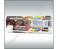 Гелевая зубная паста Brush Up Kids в оригинальной упаковке (шоколад), 70 г