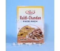 Маска для лица Куркума Сандал Кхади Haldi-Chandan Face Pack Khadi 125 г
