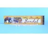 Аромапалочки Благовония Сандал Sandal Saguns 15 шт